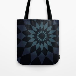 Wonderland Floor in Muted Rain Colors Tote Bag