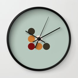 Akateko Wall Clock