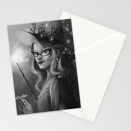 Researcher Luna Lovegood Stationery Cards