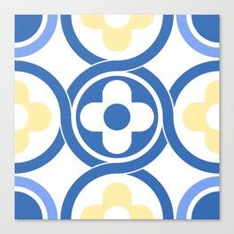 Floor tile 7 Canvas Print