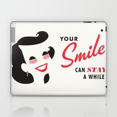 Stay a While Laptop & iPad Skin