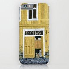 Yellow building iPhone 6s Slim Case