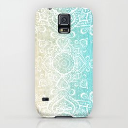 Beach Mandala iPhone Case