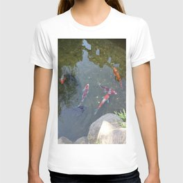 Don't Need To Be Koi, Roy T-shirt