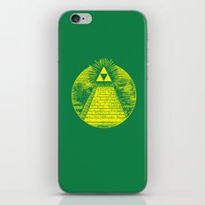 Masonic Link  iPhone Skin