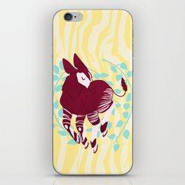 okapi iPhone Skin