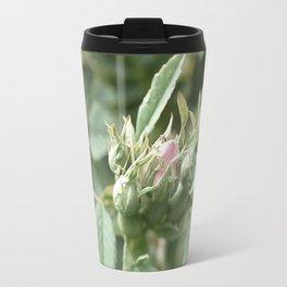 Soft delicate promises Travel Mug
