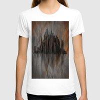 metropolis T-shirts featuring Metropolis by Robin Curtiss