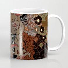 Beaded Nite Mug