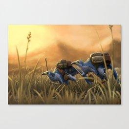 Wanderers Canvas Print
