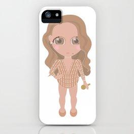 Mariah iPhone Case