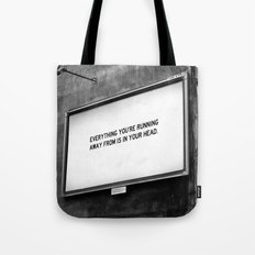 BILLBOARD FANTASIES #2 Tote Bag