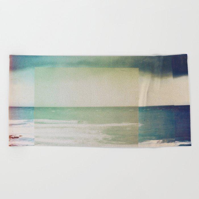 Fractions A93 Beach Towel