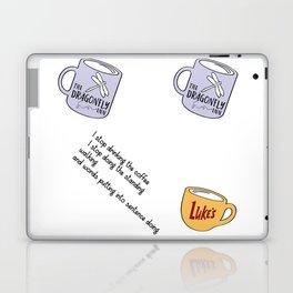 Coffee addict Laptop & iPad Skin