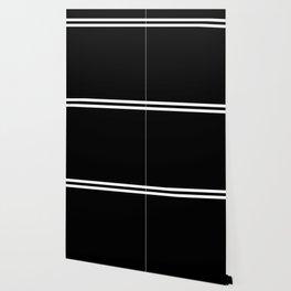 Sporty Stripes Wallpaper