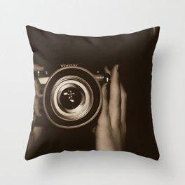 Vivitar  Throw Pillow