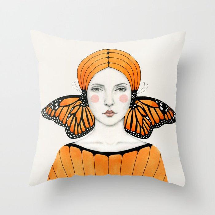 Anais Throw Pillow