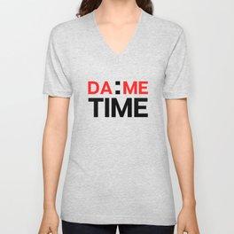 Dame Time Unisex V-Neck