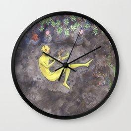 Desert Dweller Wall Clock