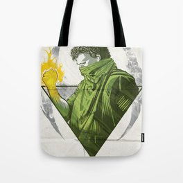 The Battle is Won Tote Bag