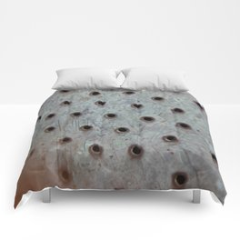 Watering Can Closeup Comforters