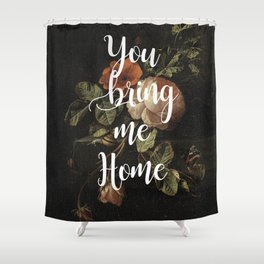 Harry Styles Sweet Creature graphic artwork Shower Curtain