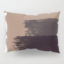 Keyhole Paint Stripes Pillow Sham