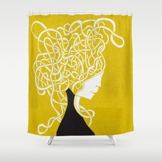 Iconia Girls - Ella May Shower Curtain