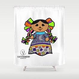 Lunita Shower Curtain