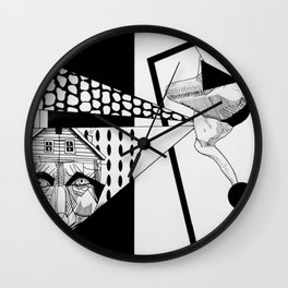 Fell Wall Clock