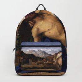 Giovanni Bellini - Pieta Backpack