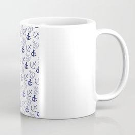 Anchors Coffee Mug