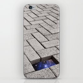 Holes in the Fabric iPhone Skin