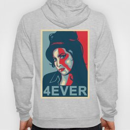 Amy 4ever poster Hoody