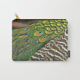 Royal Colors Carry-All Pouch