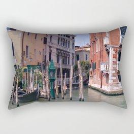 When Venezia Sleeps. Rectangular Pillow