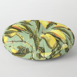 Mango Season #society6 #decor #buyart Floor Pillow