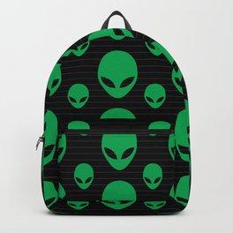 Aliens Exist Backpack
