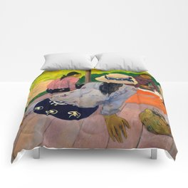 "Paul Gauguin ""The Siesta"" Comforters"