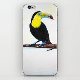 The Toucan iPhone Skin