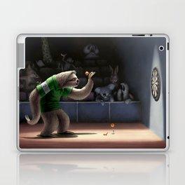 Sloth Darts Laptop & iPad Skin