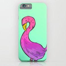 Summer Flamingo iPhone 6s Slim Case