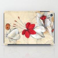 fairytale iPad Cases featuring FairyTale by Natalie Pudalov