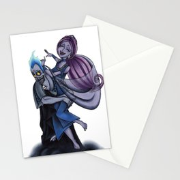 The Rape of Persephone Stationery Cards