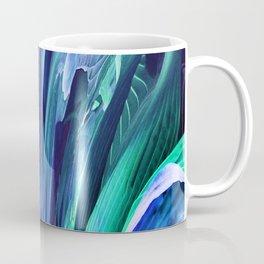 512 - Abstract plant design Coffee Mug
