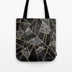 Black Stone 2 Tote Bag