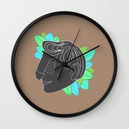 Dickface VIII Wall Clock