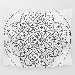 Circle Splendor 6 Wall Tapestry