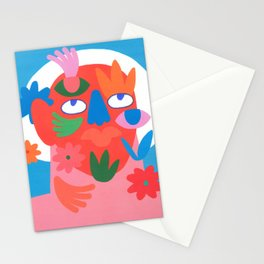 Just Overthink It Stationery Cards