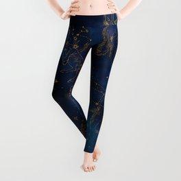 Animal Constellations Leggings
